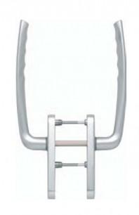 Manere pentru usa glisanta cu ridicare din aluminiu New York HS-0810