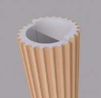 Coloana decupata rotunda - CE 01