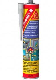 Sika® Firesil-N - Sigilant siliconic cu intarire neutra pentru intarzierea arderii si propagarii focului