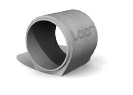 Tub circular cu talpa din beton