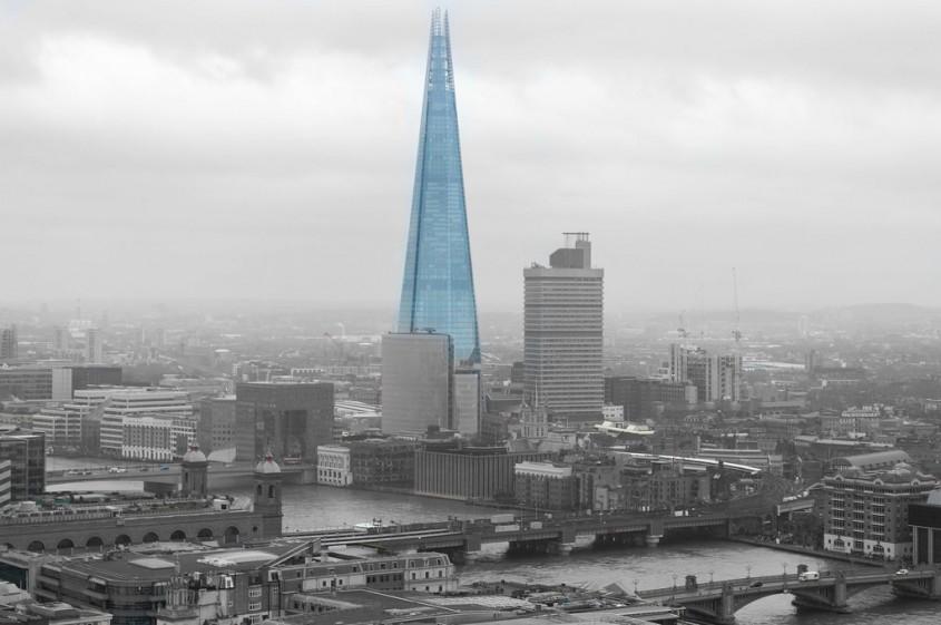 The Shard, Londra, 2013