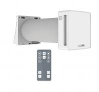 Unitate ventilatie cu recuperare de caldura NovingAIR Active (RF) 150, include telecomanda