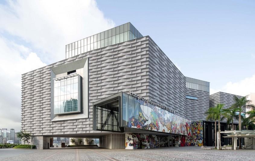Muzeul de Artă / Departamentul de Servicii Arhitecturale / Hong Kong