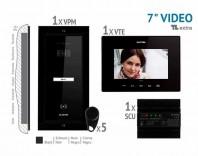 Kit video EXTRA 7'', panou incastrat - VKE.P1FR.T7S9.ELB04