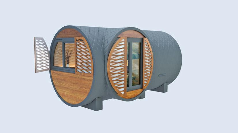 Criber HOUSE - regândirea casei tale de vacanță