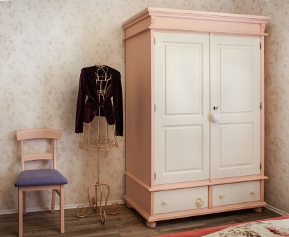 Detalii amenajare dormitor  Izvorani Interior Online