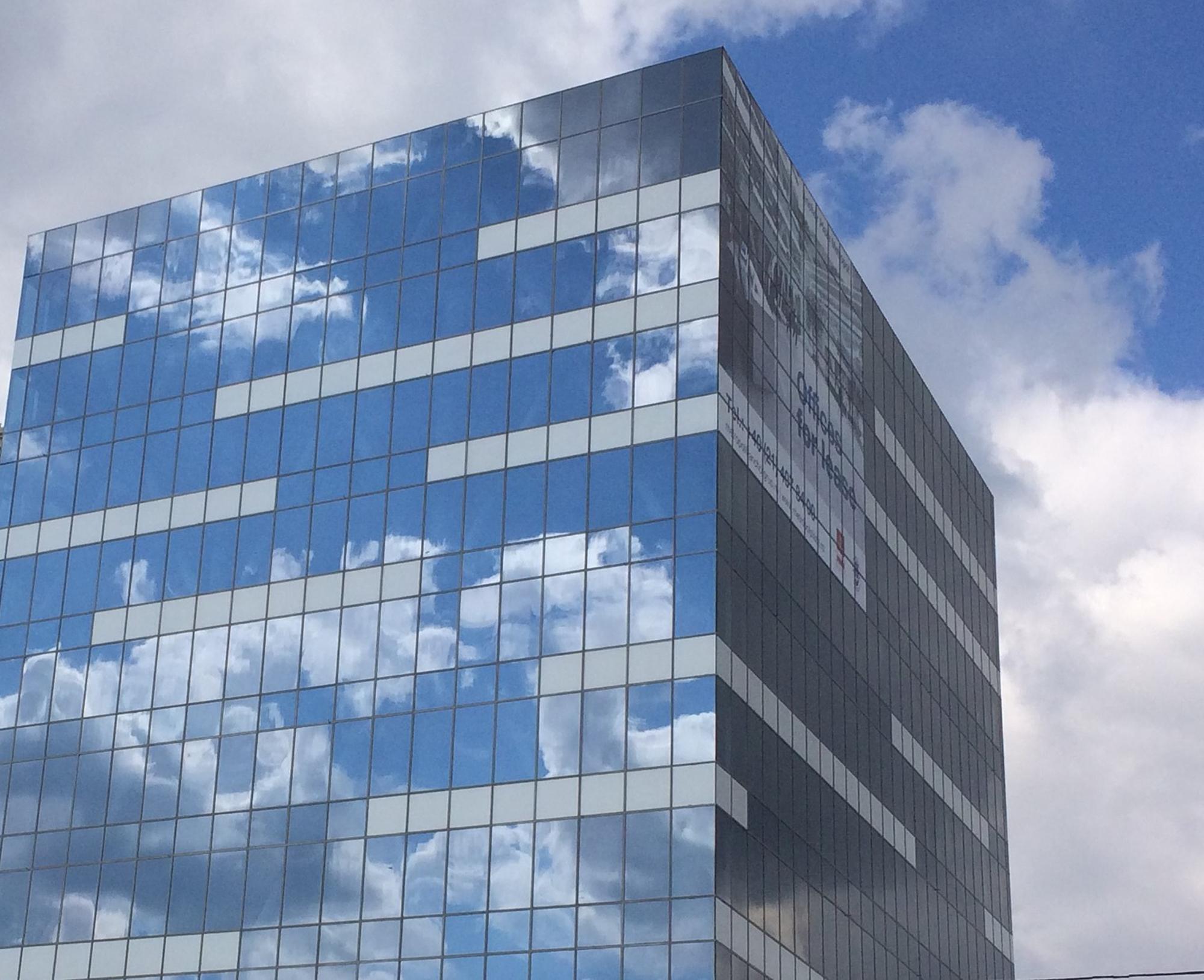 Anvelopa exterioara din sticla, Business Center - Anchor Plaza Metropol