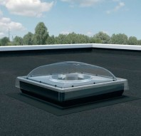 Tunel de lumina Fakro SFF pentru acoperis terasa