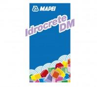 Aditiv lichid pentru impermeabilizarea betonului - IDROCRETE DM