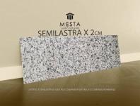 Granit Aur Desert Fiamat Semilastra x 2 cm