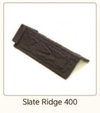 Coama dreapta imitatie ardezie Slate ridge 400