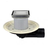 Sifon pentru balcoane si terase DN50/75, rotativ - HL80-3020