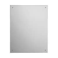 Oglinda din otel inoxidabil - SANELA SLZN 27