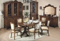 Mobila sufragerie lemn masiv Royal