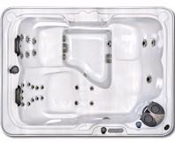 Spa Serenity pentru 3 persoane - Kasta Metal M4000