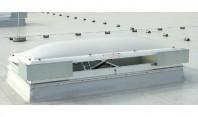 Socluri pentru cupole luminatoare JET si sisteme de conectare cu acoperisul