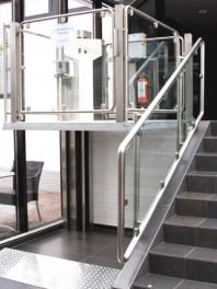 Lift cu platforma Hiro 460