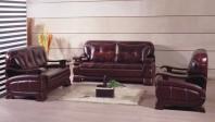 Set canapele din piele - ROYAL