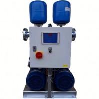 Grupuri de pompare CU 2 3 4 5 pompe cu convertizor de frecventa pentru pornire cu