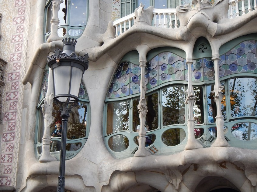 Casa Batlló din Barcelona, Antoni Gaudí