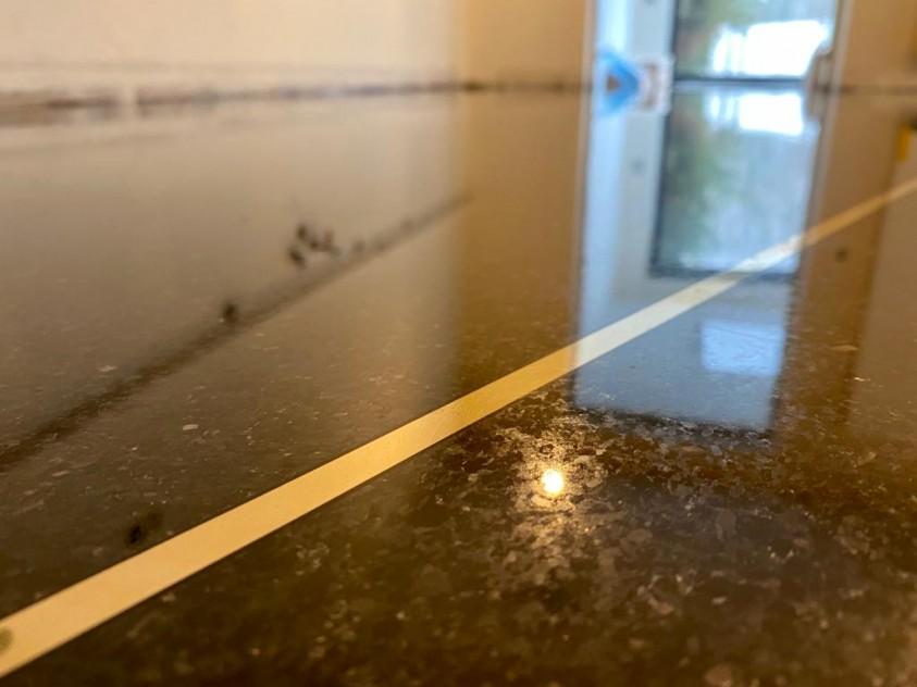 Slefuire beton - spatii industriale  Bucuresti BROWNSTONE