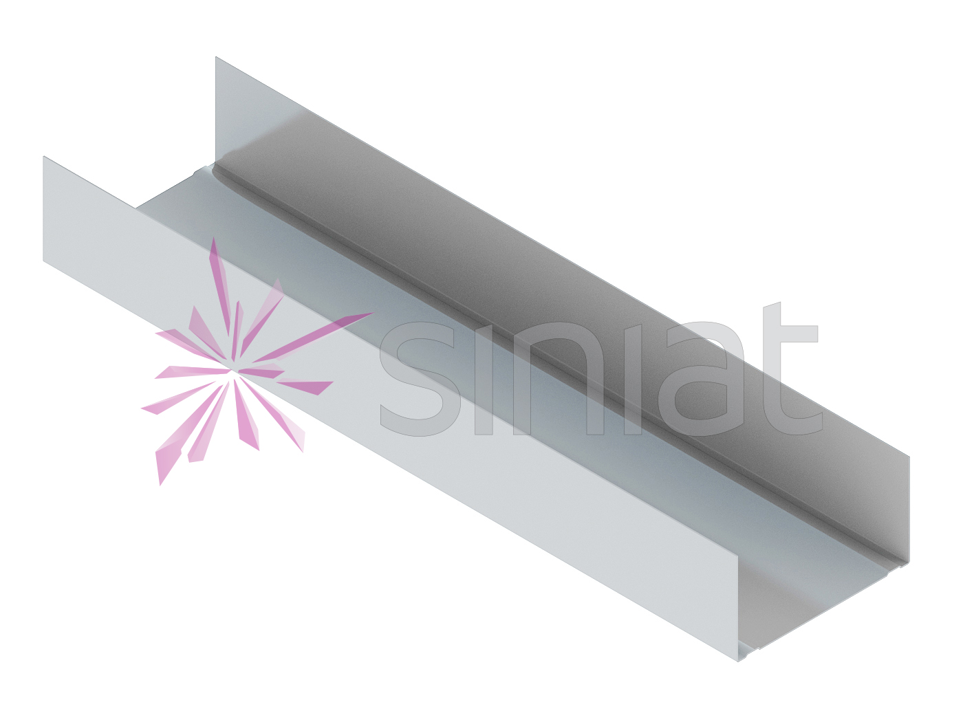 Profil NIDA Metal UW75