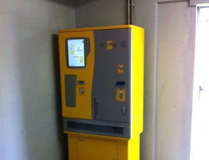 Componenta a sistemului de parcare cu plata Equinsa instalat in Constanta  Constanta TRITECH GROUP