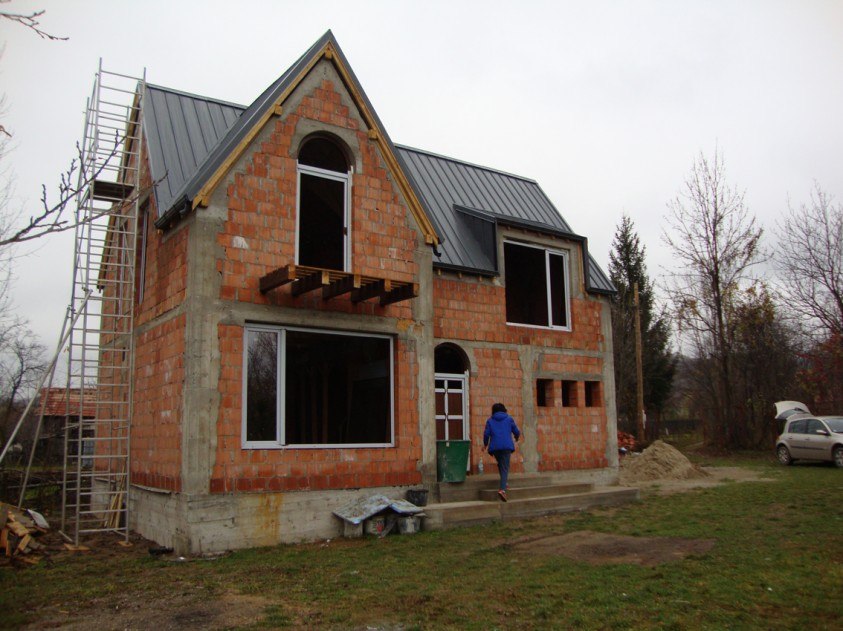 Casa de vacanta P+M - Nistoresti - Breaza - In executie 69