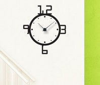 "Sticker tip ceas de perete ""Minimalism Pop"""