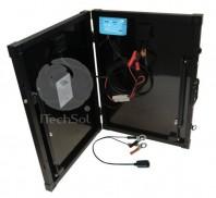 "Kit solar tip "" Koffer "" 100 W monocristalin - WS-2841"