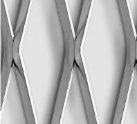 Grilaje din tabla expandata - decorativa