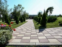 Pavaj din beton - Cammino
