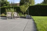 Piatra naturala pentru placari - Granit fiamat Blue Grey