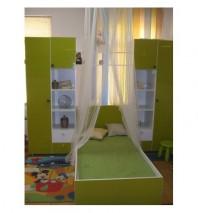 Dormitor tineret Green M0003
