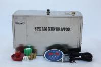 Generator de aburi din INOX pentru bai de aburi hammam saune umede cu functie anticalcar -