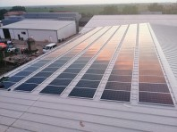 Kit fotovoltaic 160 kWh trifazic