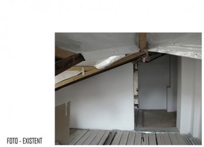 Remodelare mansarda locuinta existenta - str Ioan Bianu 10.19  Bucuresti AsiCarhitectura