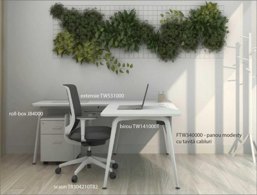 Chairry: 3 configuraţii premium de mobilier office cu reducere de 30%. Ofertă limitată
