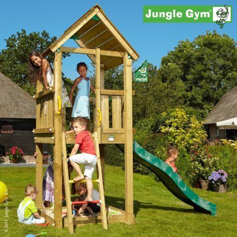 Loc de joaca pentru copii - JUNGLE GYM CLUB