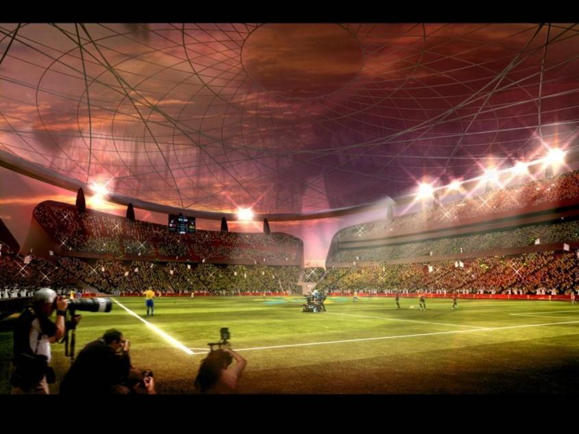<b>Stadionul Lusail Iconic</b>