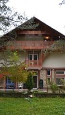 Extindere sala de mese - pensiune existenta P+E+M Bozioru, Buzau
