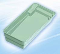 Piscina rezidentiala din fibra de sticla - MARINA
