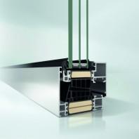 Profil din aluminiu pentru fereastra - Schüco AWS 90 BS.SI+