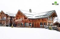 Casa din lemn - Vars