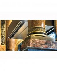 Perdea de aer arhitecturala Silent - Teddington