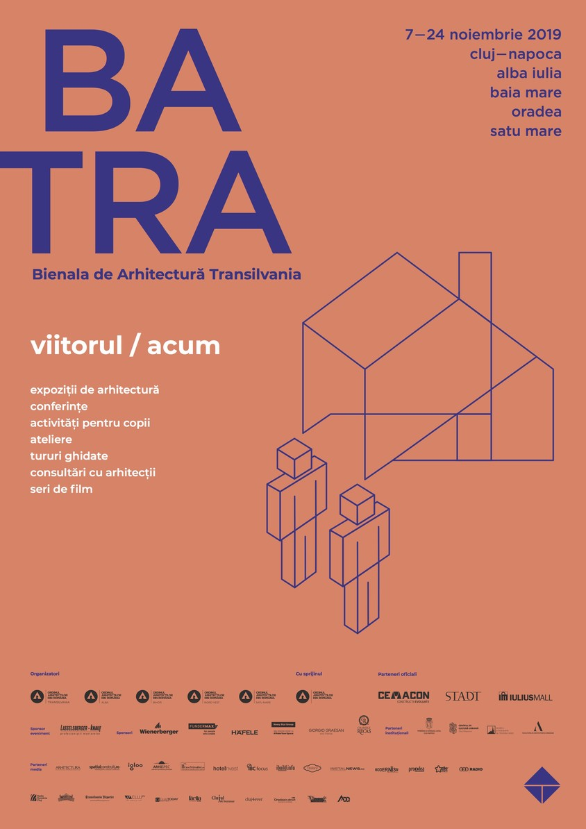 BATRA 2019 O oră de consultanță gratuită cu un arhitect concursuri de poezie și fotografie pentru