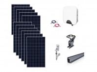 Kit Fotovoltaic On-Grid 3.19kWp - 11 Panouri Monocristaline 290W