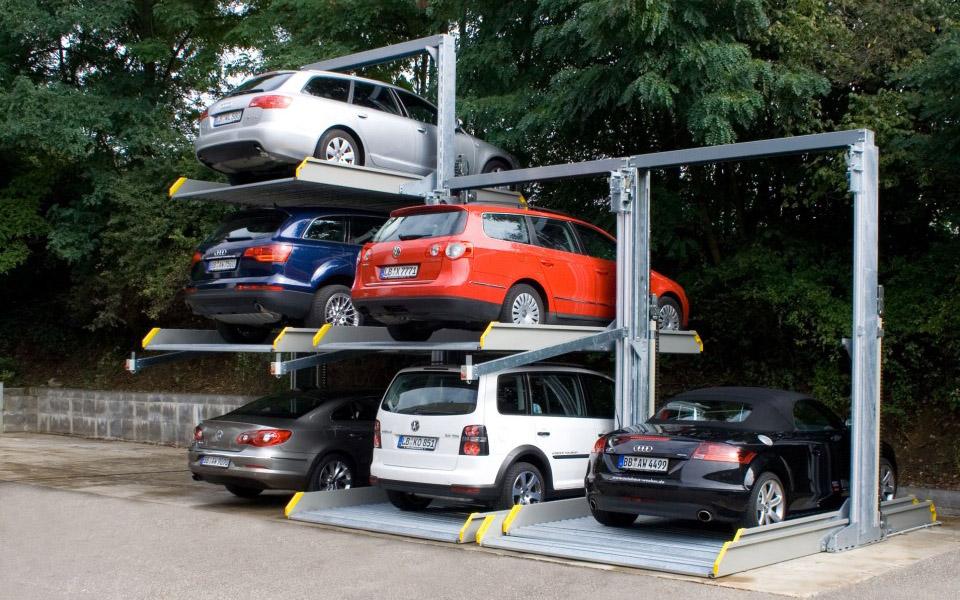 Sistem mecanic de parcare - PARKLIFT 421