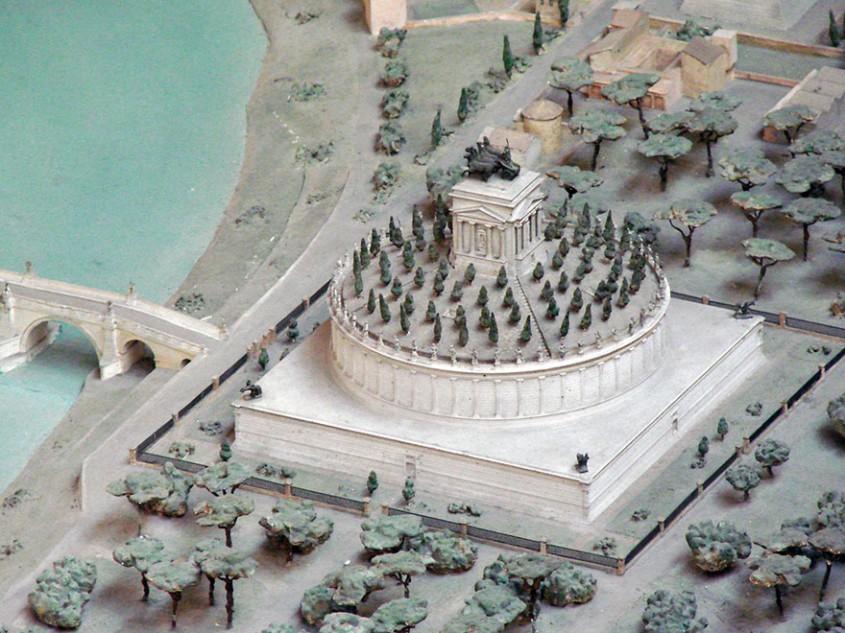 Mausoleul lui Hadrian