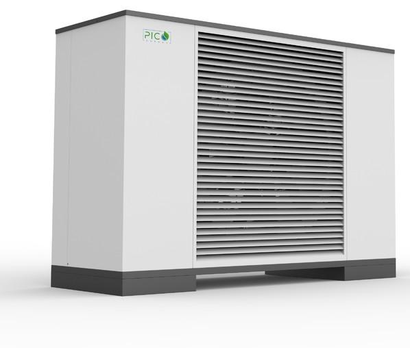 Pompa de căldură aerotermală ECOAir Compact Power WPLC 7-31 kW